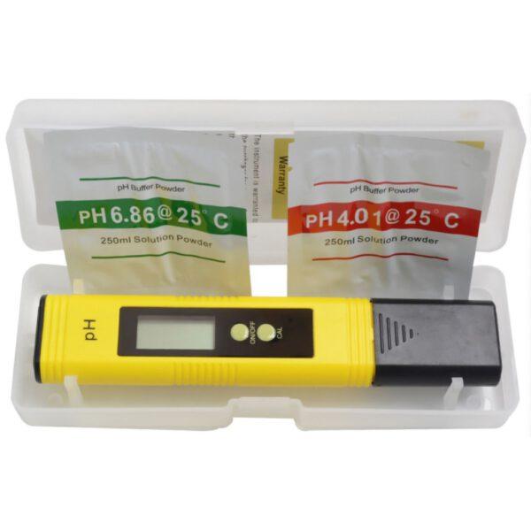 máy đo ph nước ph02