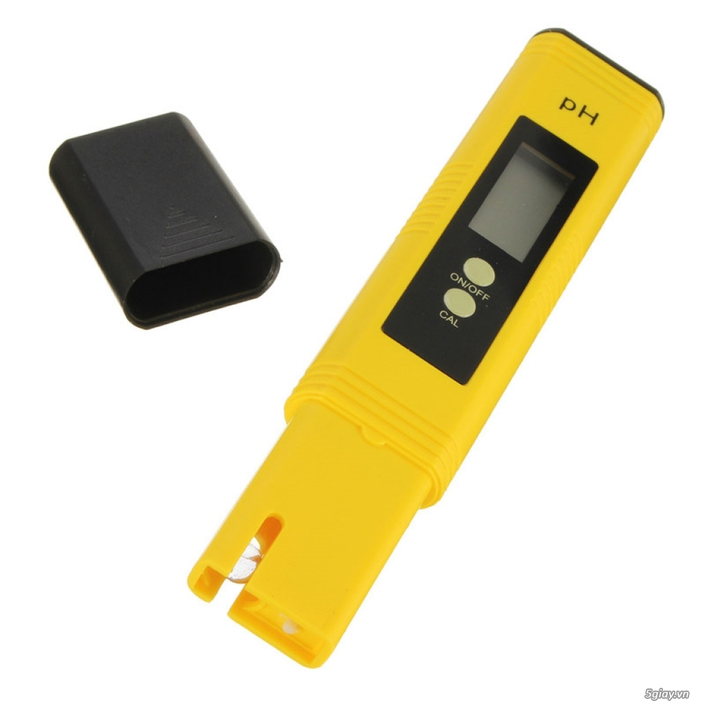 máy đo ph của nước