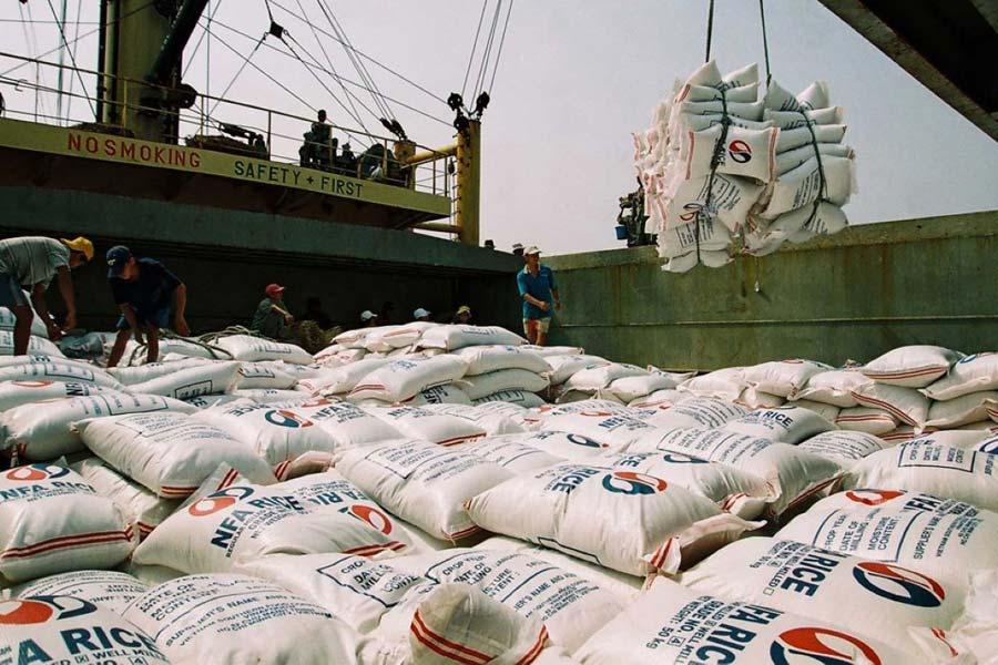 xuất khẩu lúa gạo