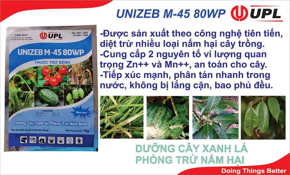 thuốc trị nấm unizeb