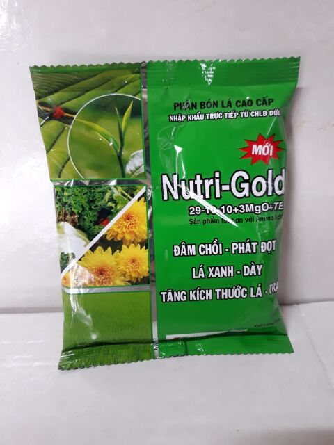 nutri gold