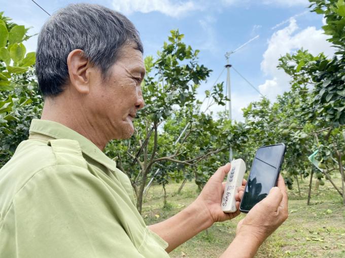 công nghệ thông minh trong nông nghiệp