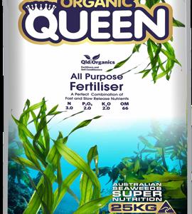 organic queen