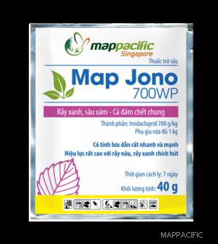 Map Jono 700WWP