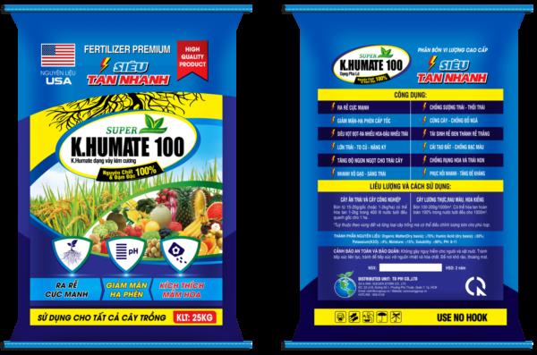 super k humate 100